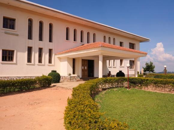 Rwesero Art Museum