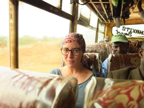 Tanzanian bus